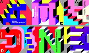 Preview image for Graphic Design Trends 2021 article