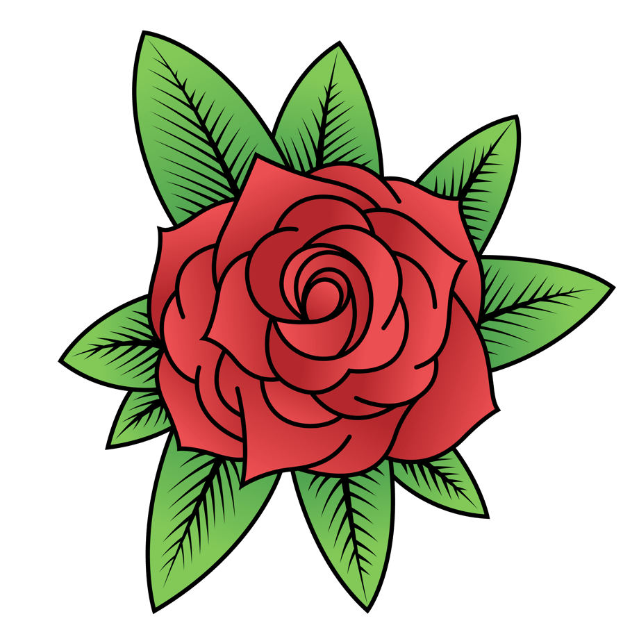 How To Draw A Rose On Mac Amadine Illustrated How To Articles